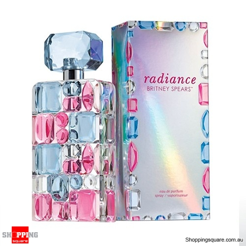 Radiance by britney spears 100ml edp spray for women for Britney spears perfume