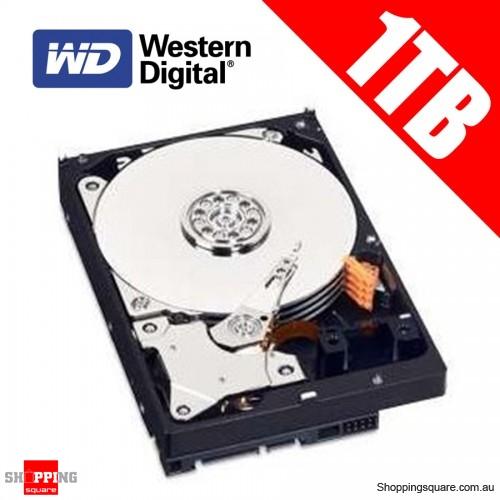 Western Digital WD10EZEX CAVIAR BLUE 1TB 7200RPM Hard Drive