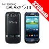 3200mAh Extended Battery Power Pack Case(Black) For Samsung Galaxy S3 i9300 - 3200mAh