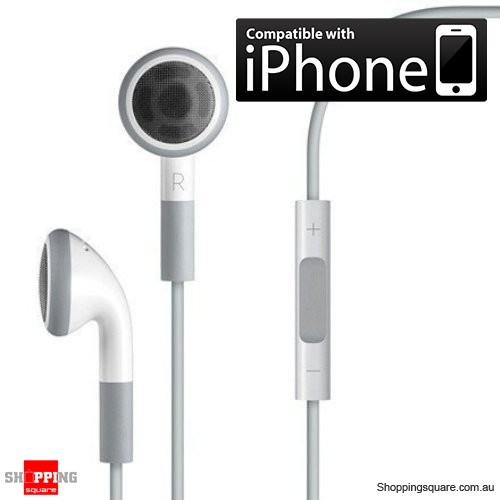 iPhone Earphone with MIC and Remote, Headphone, Handfree