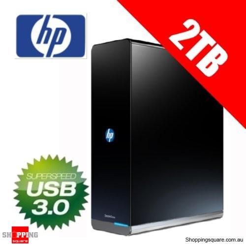 hp 2tb simplesave usb 3 0 external hard drive   online
