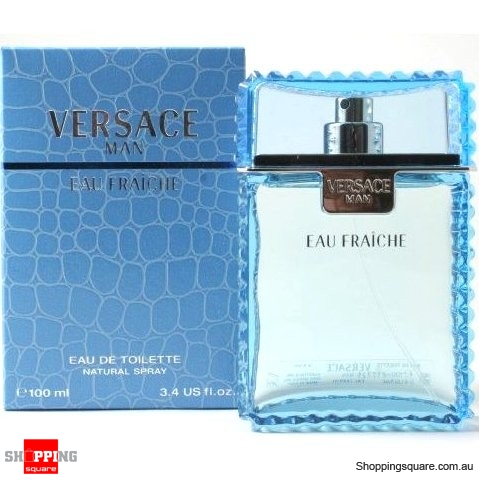 Versace Man Eau Fraiche By Versace 100ml EDT For Men Perfume