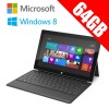 Microsoft Surface Tablet With Windows RT, Touch Cover, 64G Black