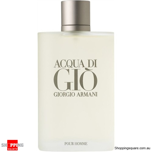 Acqua Di Gio by Giorgio Armani 200ml EDT Men Perfume
