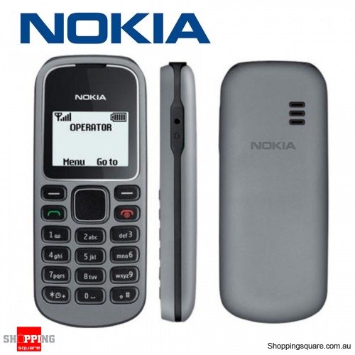 Nokia 1280 mobile phone gsm 2g fm radio grey online shopping