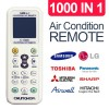 Universal Air Condition Remote Control 1000 In 1