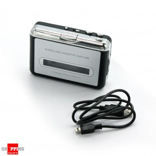 3 5mm audio aux to car tape cassette adapter converter fr. Black Bedroom Furniture Sets. Home Design Ideas