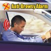 Anti-Drowsy Anti-Sleep Alarm for Driver Black Colour