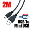 USB to Mini USB Charging data Cable 2 Metres