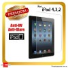 Premium Quality iPad Screen Protector - Clear Anti-UV Anti-Glare for iPad 4th, 3th and 2nd Gen and Retina Display