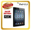 Premium Clear Anti-UV Anti-Glare IPAD screen protector for iPad 4th, 3th and 2nd Gen and Retina Display