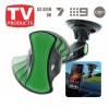 Green Go Universal Car Phone Mount - Cell Mobile GPS Holder - Hands Free