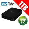 Western Digital 1TB Elements SE Portable Hard Drive USB 3.0, WDBPCK0010BBK