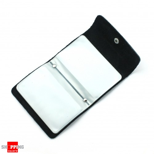 Genuine leather card holder wallets credit id business card holder code p49804 colourmoves