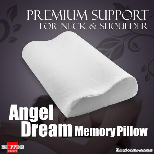Angel Dream Foam Memory Pillow