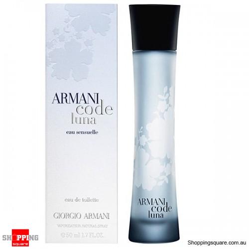 Armani Code Luna 50ml EDT by Giorgio Armani Women Perfume
