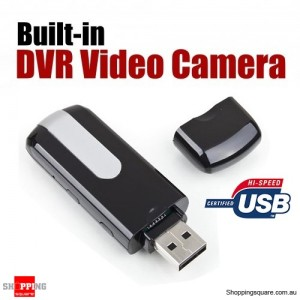 Mini USB Flash Drive DVR Video Camera Recorder