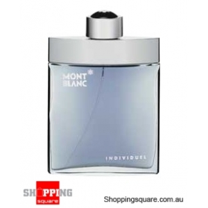 Individuel 75ml EDT by Mont Blanc Perfume For Men
