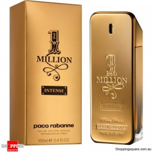 1 Million Intense 100ml EDT by Paco Rabanne For Men Perfume