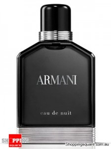 Armani Eau De Nuit 100ml EDT by GIORGIO ARMANI For Men Perfume