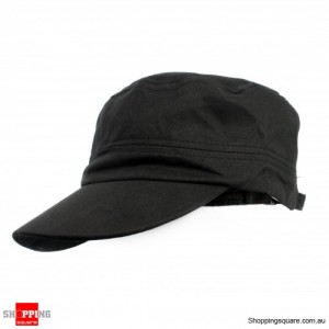 New Army Trucker Cap Hat Black Colour