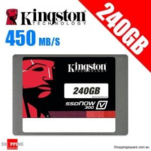 Kingston 240GB SSD V300 Drive