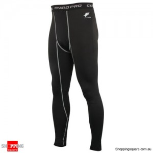 Mens Compression Tights Skins For Sports L Size