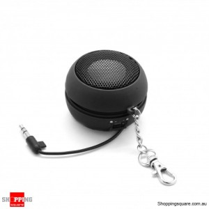 Mini Portable Speaker for iPhone Samsung HTC Sony LG Black Colour
