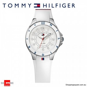 Tommy Hilfiger Carley Sporty Womens Watch
