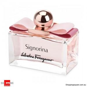 Signorina 100ml EDP by Salvatore Ferragamo For Women Perfume