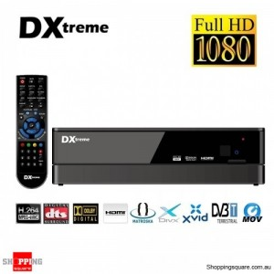Dxtreme DX-300 PVR HD Media Player Refurbished