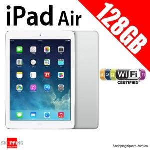 Apple iPad Air IPS 128GB 9.7inch Wifi Tablet Sliver