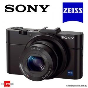 Sony Cyber-shot Digital Camera RX100 II Black