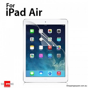 Screen Protector Clear for iPad Air 2, Air 1