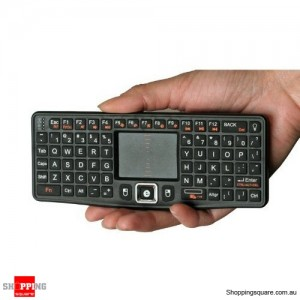 Skymaster Mini Wireless Keyboard Mouse Presenter Combo MWK03