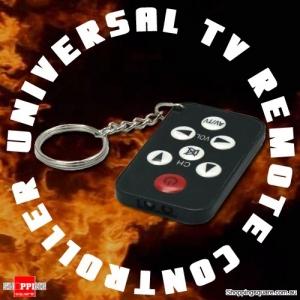 Mini Universal AV TV Remote Controller Keychain
