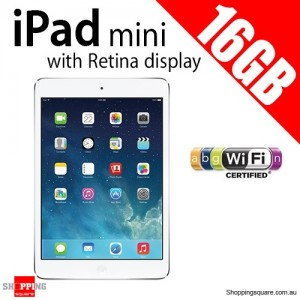 Apple iPad mini 2 with Retina display 16G Sliver