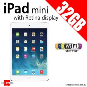 Apple iPad mini with Retina display 32G Sliver