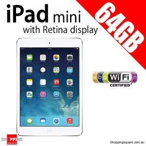 Apple iPad mini with Retina display 64G Sliver