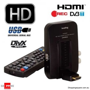 Healing HHH640 Micro HD Tuner Set Top Box