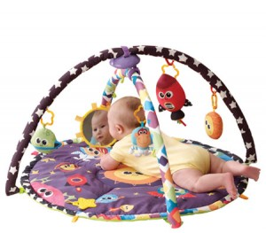Lamaze Space Symphony Motion Gym Baby Play Mat Activity Toy
