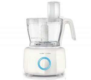 Philips Jamie Oliver Food Processor - 1000W with 3.4L Bowl & 8 Accessories