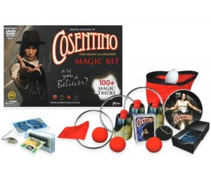 Cosentino The Grand Illusionist Magic Kit - 100 Tricks