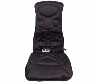 6 Motor Back Massage Seat Pad Cushion with Built-in Heater Car Massager Chair