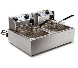 Euro-Chef Commercial Electric Deep Fryer 20L
