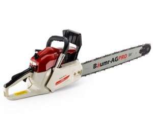 "BAUMR-AG 24"" SX82 Chainsaw with E-Start"