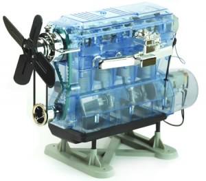 Haynes Build Your Own Internal Combustion Engine w Ignition Sound DIY Kids Engine Model Kit