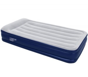 Bestway Restair Single Size Inflatable Bed with Built in Pump