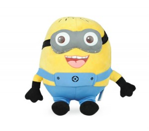 Despicable Me Minion Plush Toy - Jorge