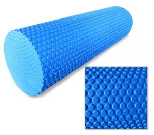 Blue 45cm Foam Yoga Roller